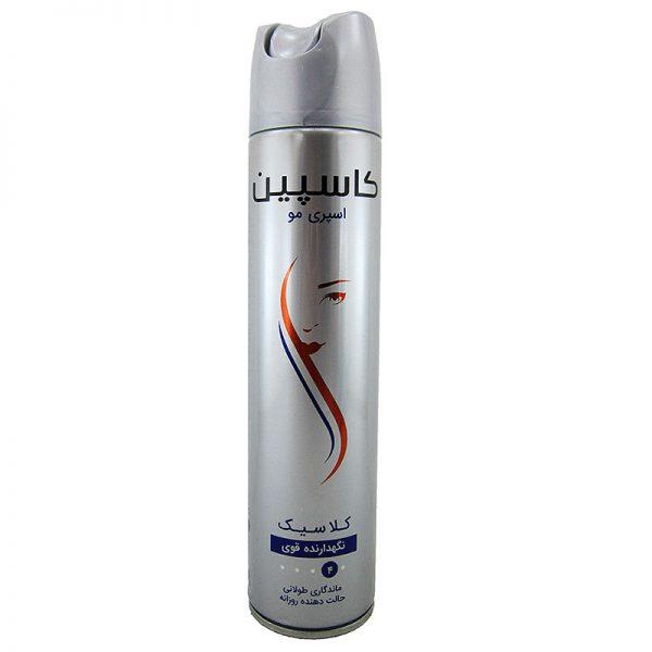 اسپری مو کاسپین کلاسیک نگهدارنده قوی