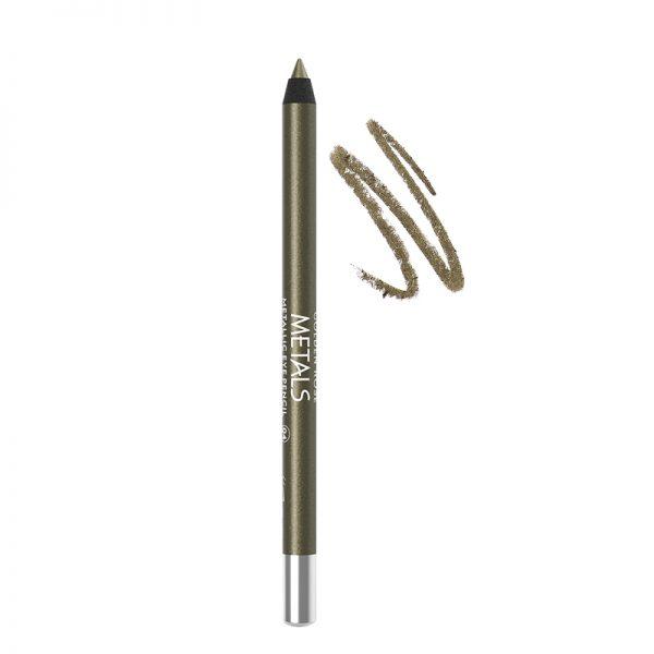 مداد چشم metal گلدن رز