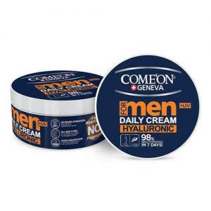 کرم مرطوب کننده کاسه ای مردانه کامان