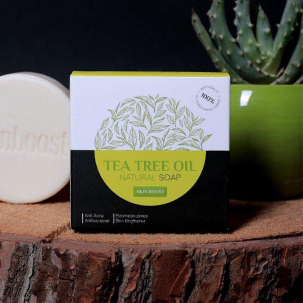 صابون روغن درخت چای
